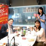 2020年6月13日 ラジオ大阪「平田進也の耳からトラベル」