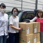 【寄付のお知らせ】大阪府堺市 子ども食堂へロスゼロのお菓子を寄付いたしました。